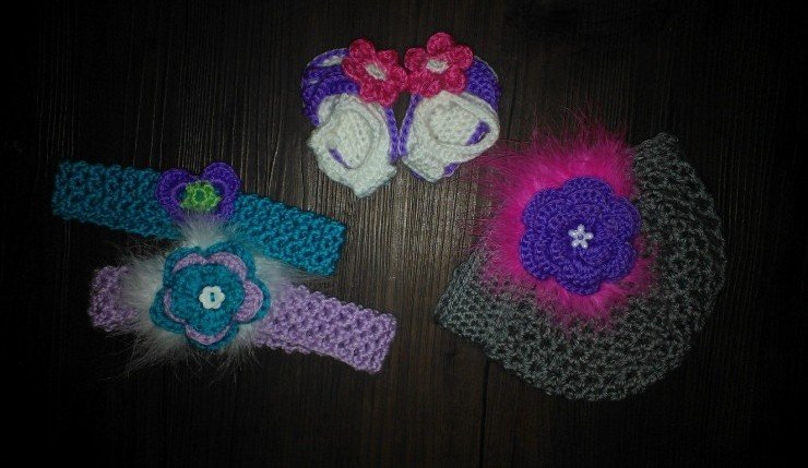 Ministry of the Month:  Newborn Gift Bags