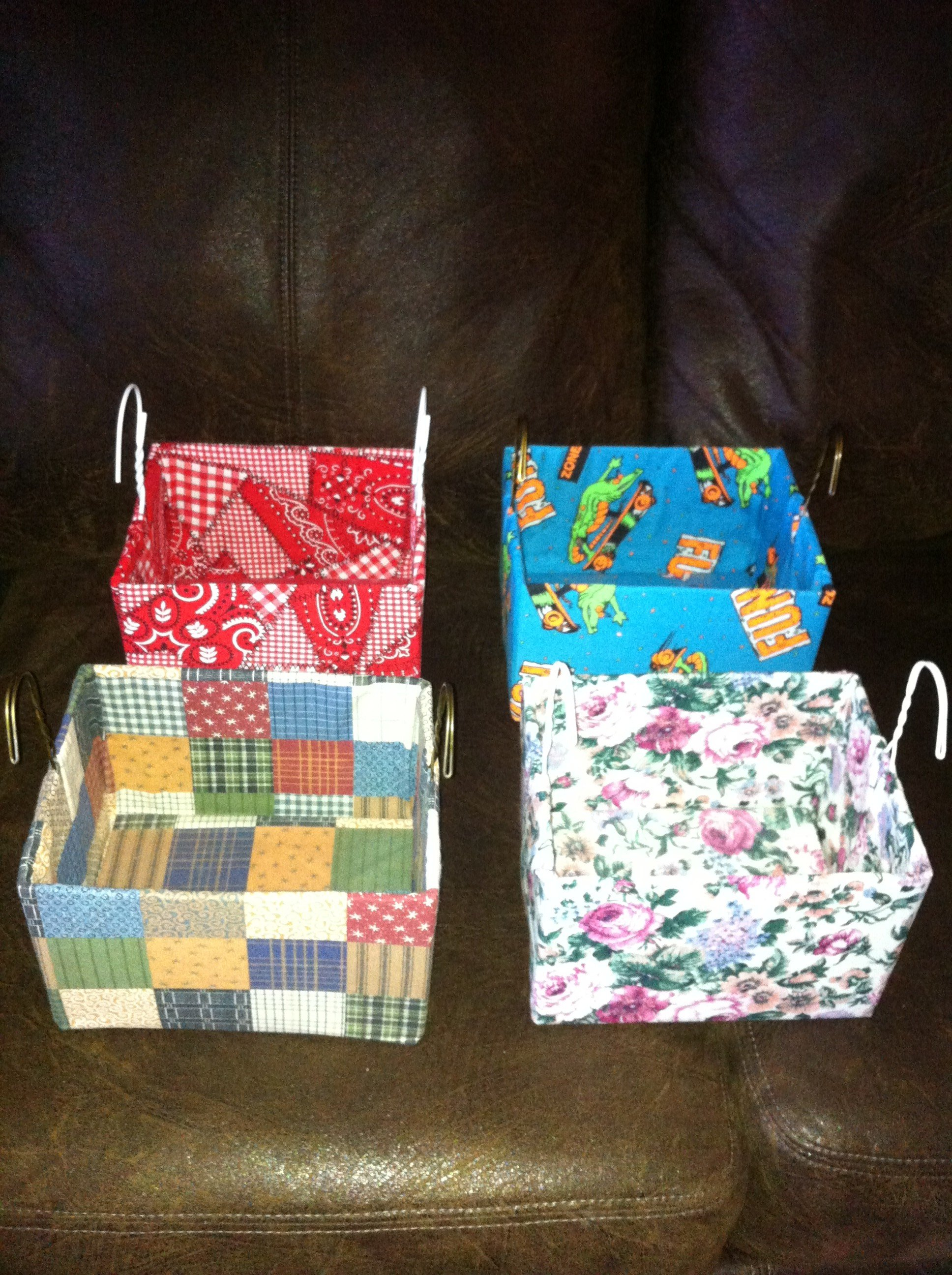 Tutorial: Alma Fredman's Walker Boxes– Ministry of the Month