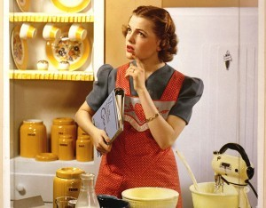house wife home manager