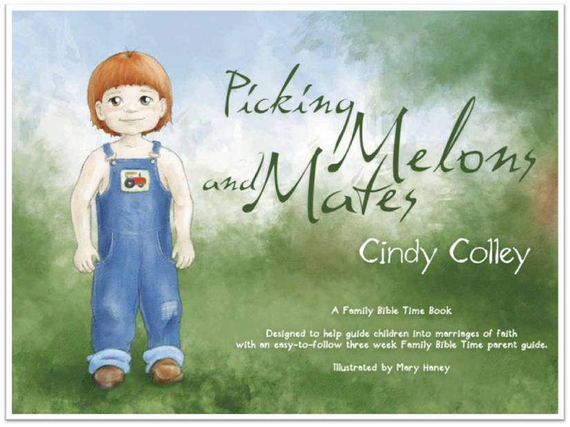 "Review: ""Picking Melons and Mates"" by Cindy Colley"