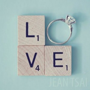 Love with ring