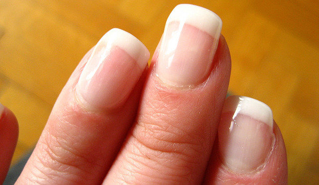 A Lesson on Fingernails