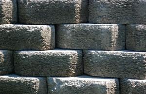 Garden bricks