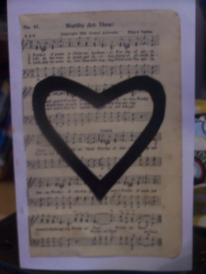 heart on hymn