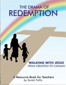 Cover Drama of Redemption