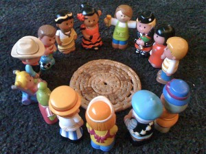 little people circle