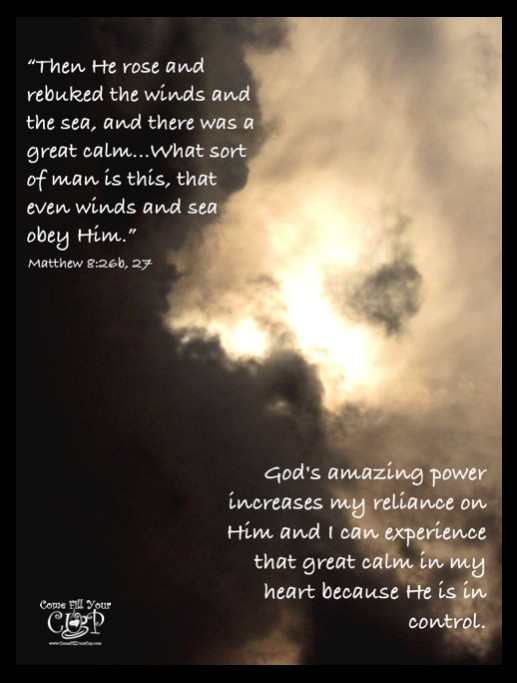 God's Amazing Power