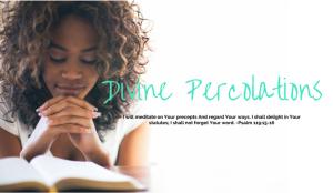 Divine Percolations
