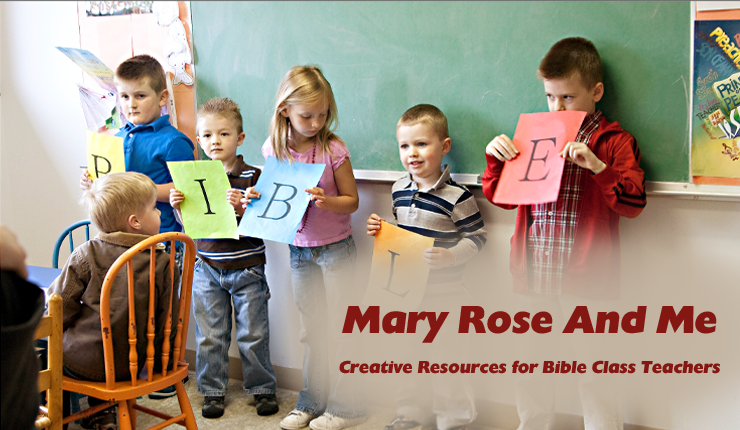 Mary Rose and Me: Bible Timeline