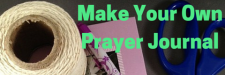 How to Make a Prayer Journal