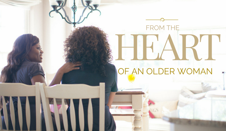 From The Heart of An Older Woman: What Have I Done?
