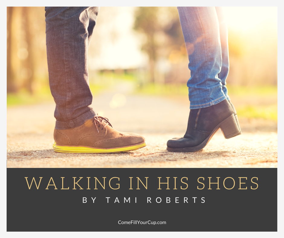 Walking in His Shoes