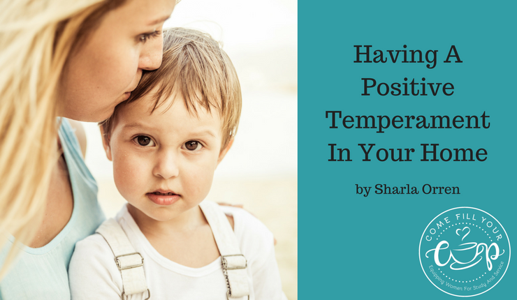 having-a-positive-temperament-in-your-home