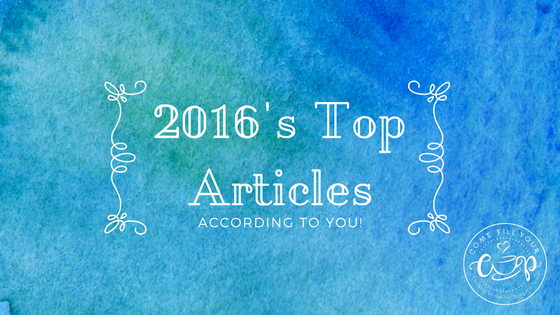 2016's Top Articles According to YOU!