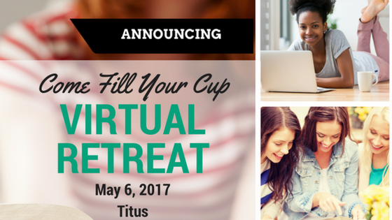 Announcing Our Virtual Retreat!