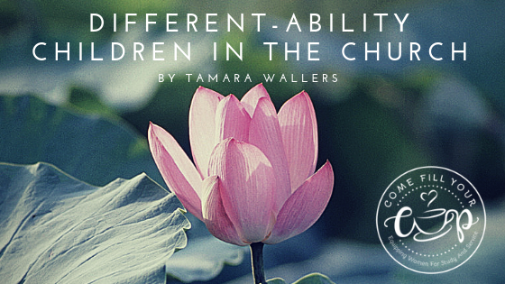 Different-Ability Children in the Church