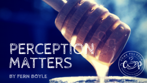 Perception Matters